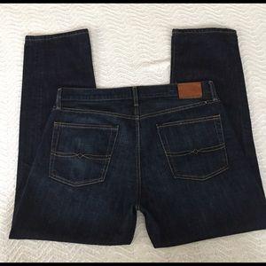 Lucky Brand Mens 34/30 Original Straight Jeans